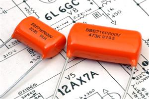 716P Orange Drop Premium Capacitors