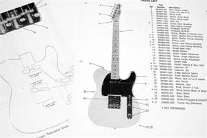 TeleDataSheets.3 fender elite telecaster wiring diagram fender telecaster wiring diagram at mifinder.co