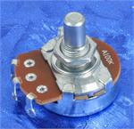 100K Audio Taper Solid Shaft Potentiometer