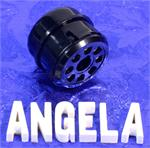 8 Pin QQQ Octal Socket with Hood